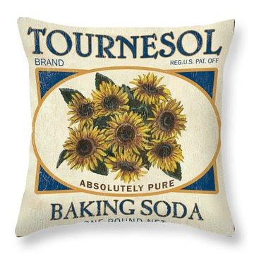 Sunflower Throw Pillows