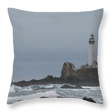 Throw Pillow featuring the photograph Transcended by Tina Marie