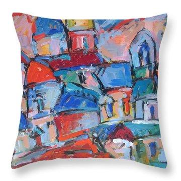Trastevere  Throw Pillow