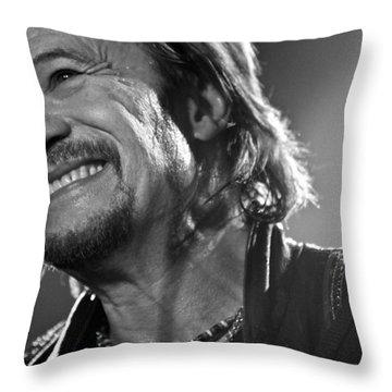 Travis Tritt - Portrait Of A Man Throw Pillow
