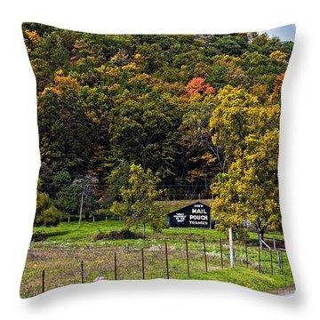 Treat Yourself Throw Pillow by Steve Harrington