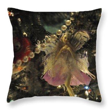 Tree Fairy Tfp Throw Pillow