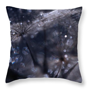 Nature's Trinkets Throw Pillow