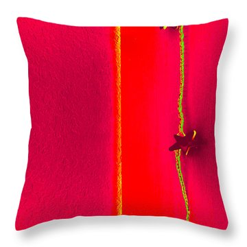 Twinkle Twinkle Little Star Throw Pillow by Susanne Van Hulst