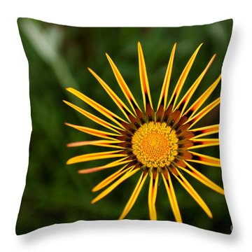 Twinkle Twinkle Throw Pillow by Syed Aqueel
