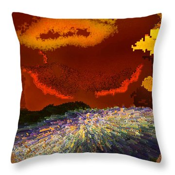 Unbelievable Throw Pillow
