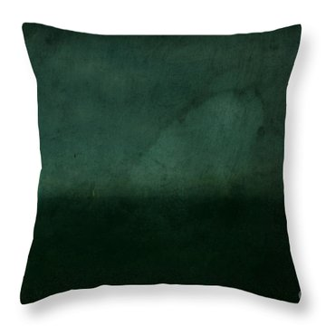 Unconscious Throw Pillow by Andrew Paranavitana