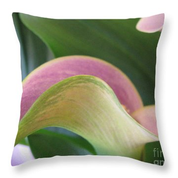 Undeniable Throw Pillow by Tina Marie