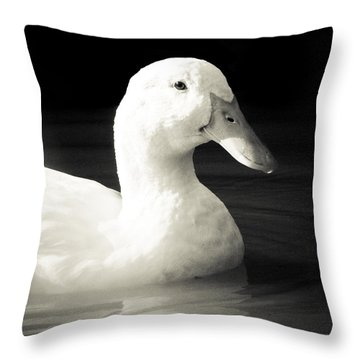 Understanding Throw Pillow by Jessica Brawley