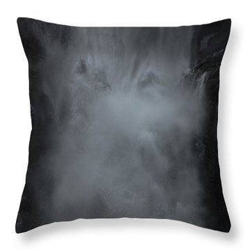Untapped Power Throw Pillow