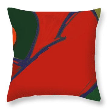 Untitled 31 Throw Pillow