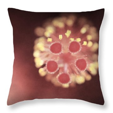 Untitled Throw Pillow by Laurie Search
