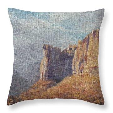Utah  Throw Pillow by Mia DeLode