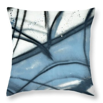Verses Throw Pillow by Chriss Pagani