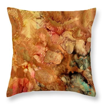 View From Another Realm Throw Pillow