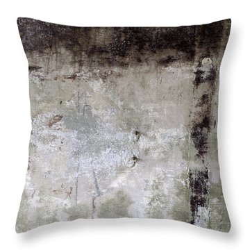 Wall Texture Number 11 Throw Pillow