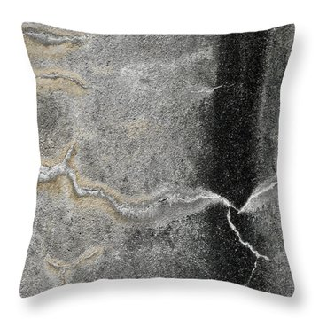 Wall Texture Number 4 Throw Pillow