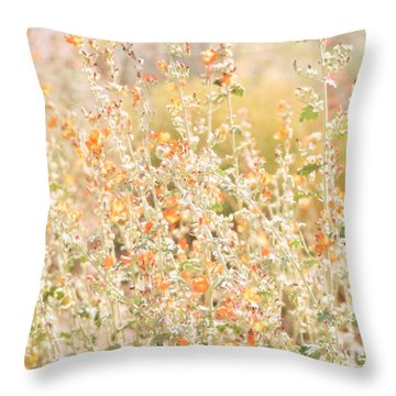 Wanderlings Throw Pillow