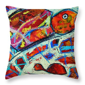 Want To Find My Mom Throw Pillow by Ana Maria Edulescu