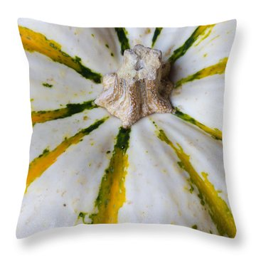 We Can Be Unique Throw Pillow by Heidi Smith