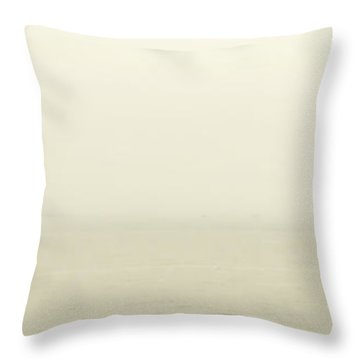 Welcome To The New World Throw Pillow by Hannes Cmarits