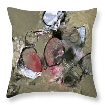 Welterweight  Throw Pillow