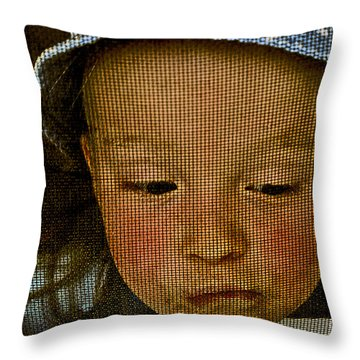 What All Kids Do Throw Pillow by Aimelle