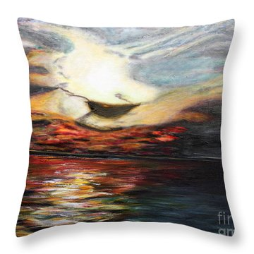What Dreams May Come.. Throw Pillow