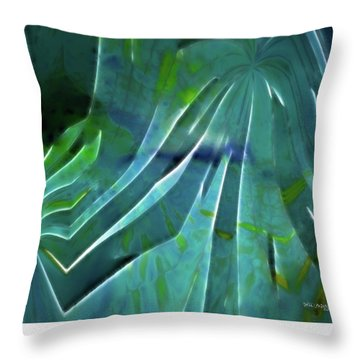 What We Are. Christian Poster Art Throw Pillow by Mark Lawrence