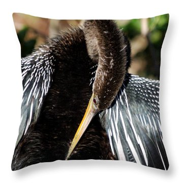 Whats That Throw Pillow