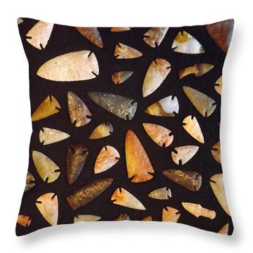 Whats The Point Throw Pillow