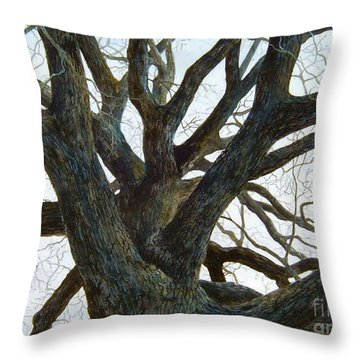 Where Have All The Children Gone  Sold  Prints Available Throw Pillow