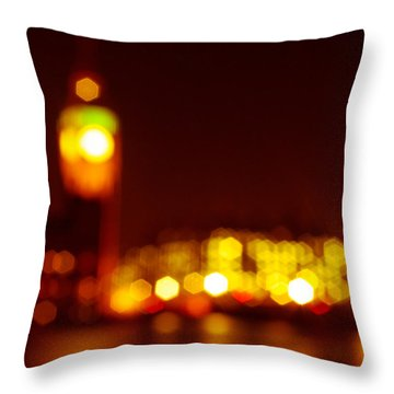 Throw Pillow featuring the photograph Where's My Glasses by Lenny Carter