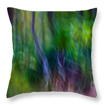 Whispers On The Wind Throw Pillow