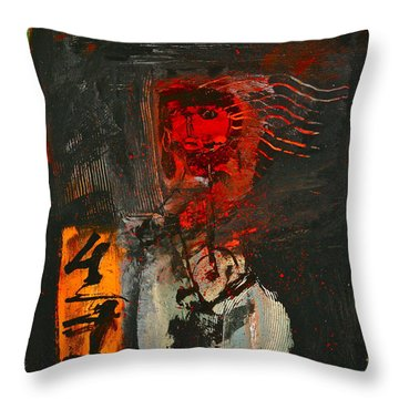 Whole Lava Love Throw Pillow