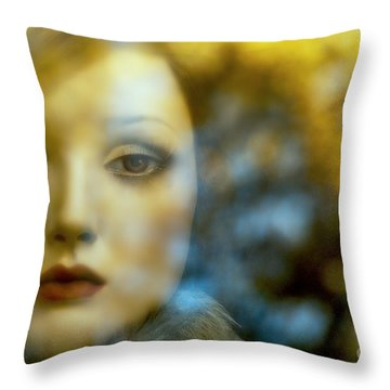 Why Do I Love You Doll? Throw Pillow