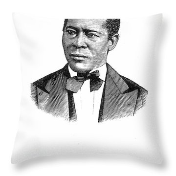 William Still (1821-1902) Throw Pillow by Granger