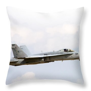 Wing Man Throw Pillow