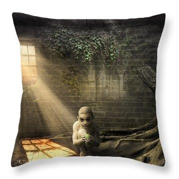 Wishing Play Room Throw Pillow by Svetlana Sewell