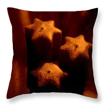 With Ambiance Throw Pillow by Susanne Van Hulst
