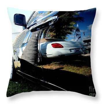 Within Me Throw Pillow by Rene Triay Photography