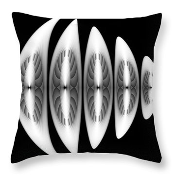 Zeon Fish Throw Pillow