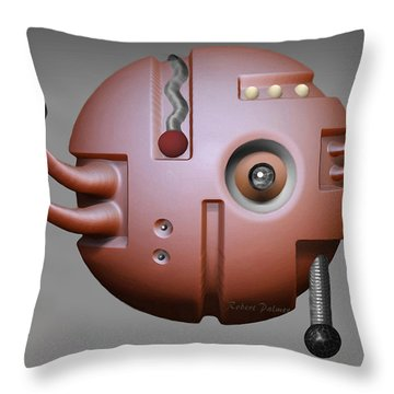 ' Big Brother - Social Media ' Throw Pillow