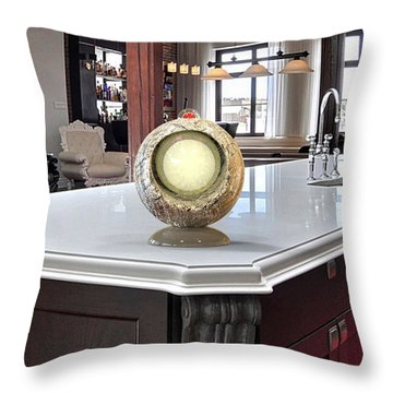 ' An Ergo Energy Enhancer - On 1 ' Throw Pillow