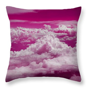 Throw Pillow featuring the photograph   by Cindy Greenstein