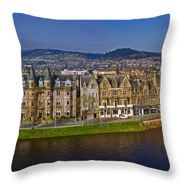 Inverness Throw Pillow