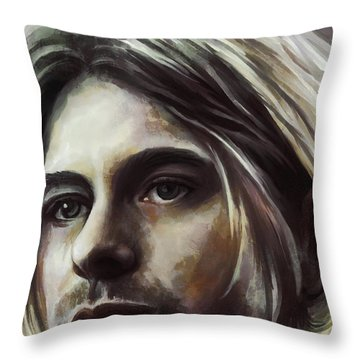Kurt Throw Pillow
