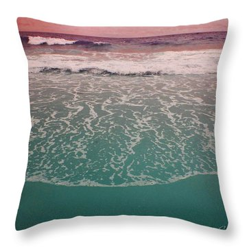 Throw Pillow featuring the photograph  Montauk 2 by Cindy Greenstein