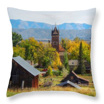 Montpelier Throw Pillow