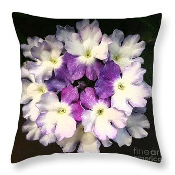 Perfect Crown Of Mother Nature Throw Pillow